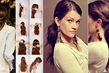 Quick Hair Styles Long Hair