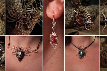 Scrap Metal Jewelry