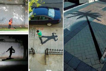 Shadow Street Art