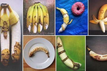 Stephan Brusche Banana Art