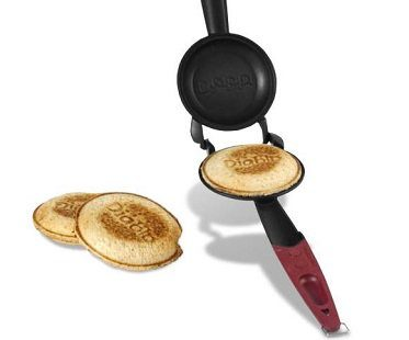 Stovetop Toasted Snack Maker
