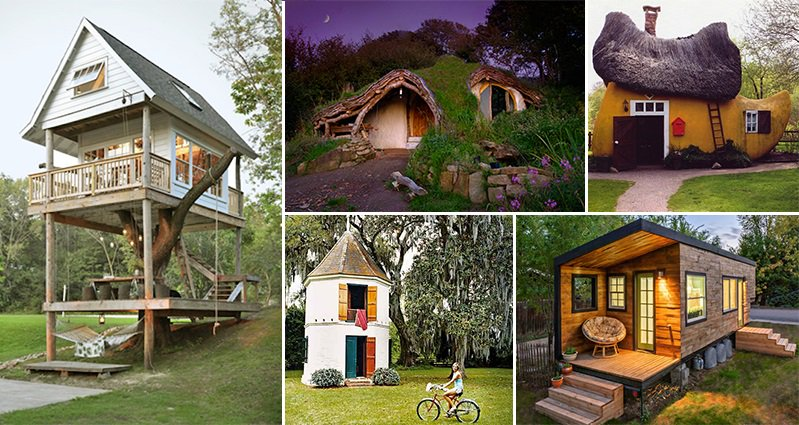 15 Tiny Houses With Big Personalities You Will Adore