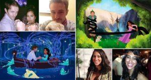 Valentines Disney Princesses