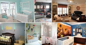 Ways To Decorate Baby's Nursery