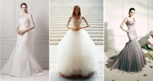Winter Bridal Gowns