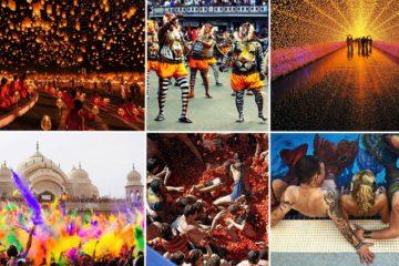 Worldwide Festivals