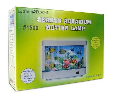 aquarium lamp box