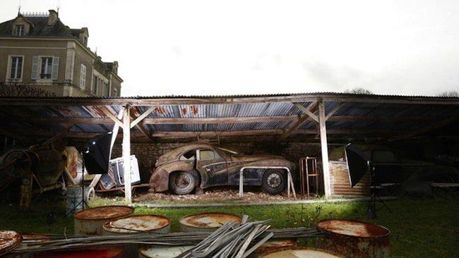 auto-shed