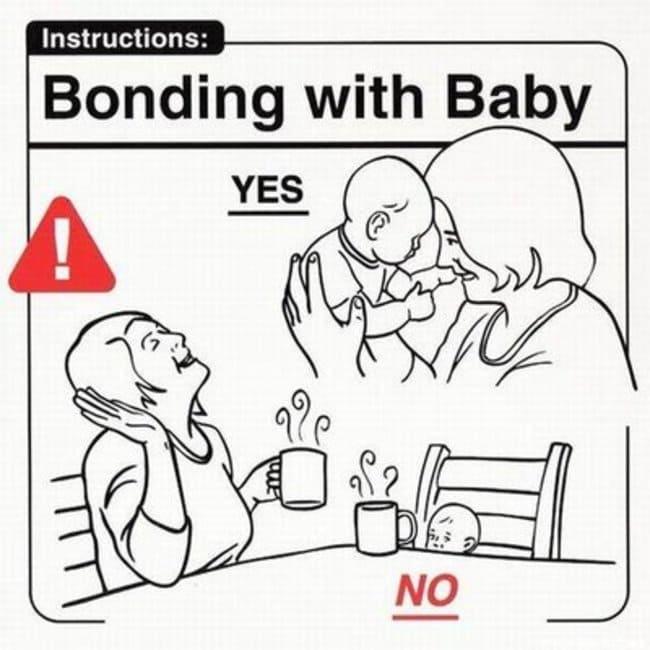 baby bonding