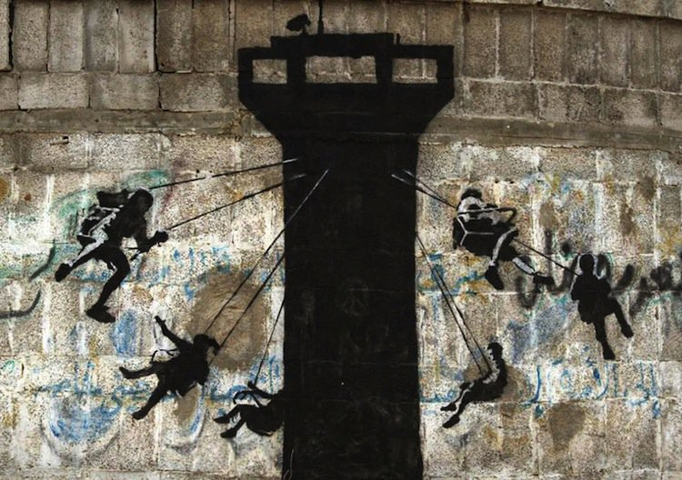 banksy-tower