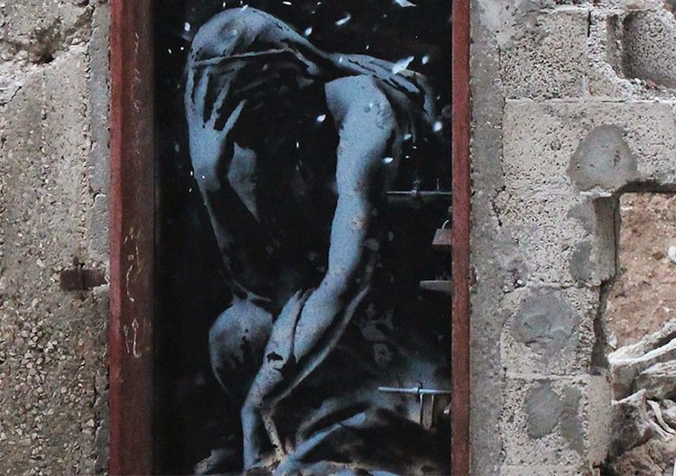 banksy-woman-two