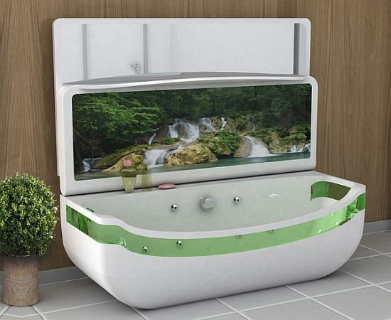 17 amazing bathtubs you 39 ll never want to get out of