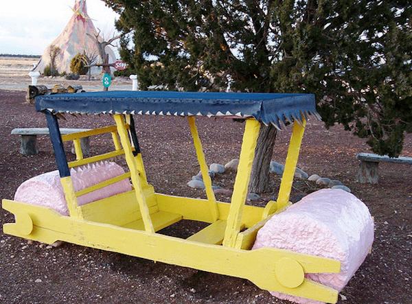 bedrock-car