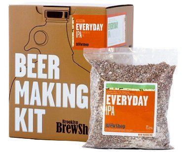 beer making kit box