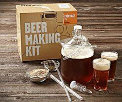 beer making kit box beer