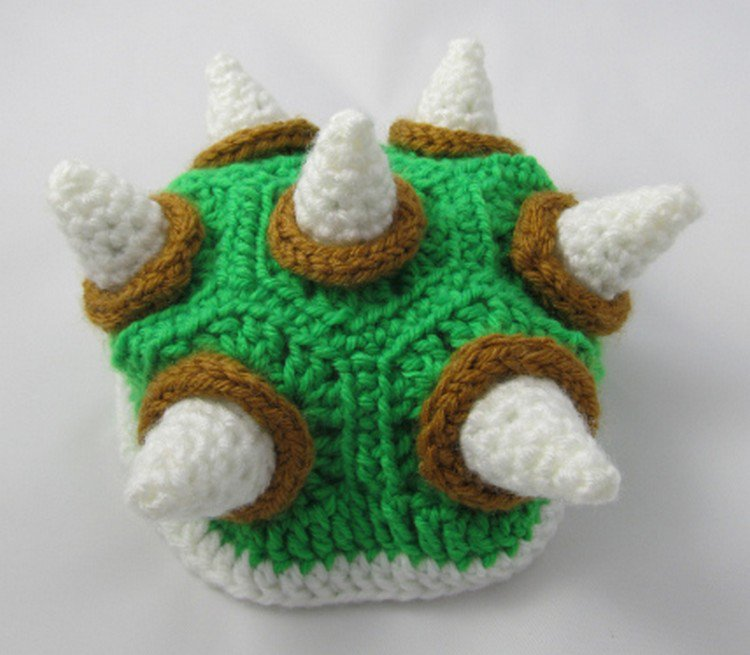 bowser shell almost complete