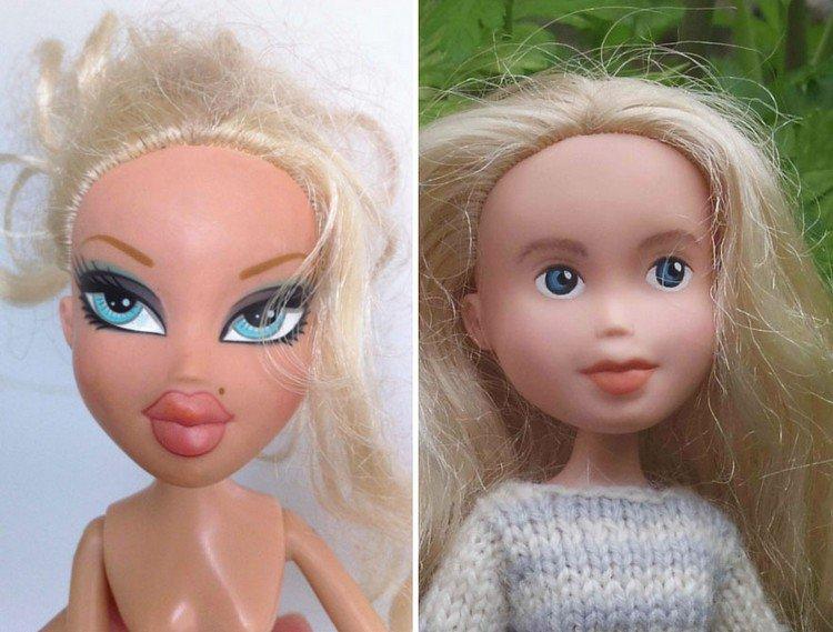 bratz doll blonde