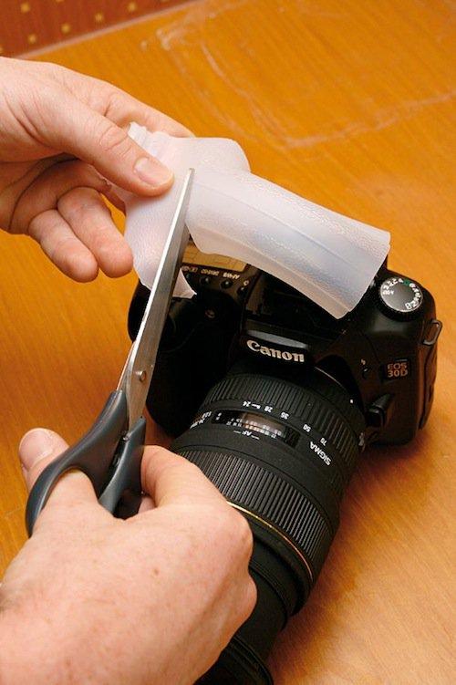 camera-diffuser