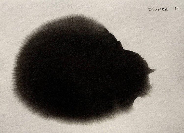 cat ball sleeping