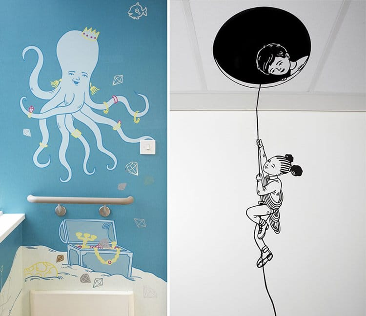 childrens-hospital-art-elevator-octopus