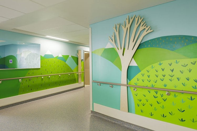 childrens-hospital-art-haematology-trees