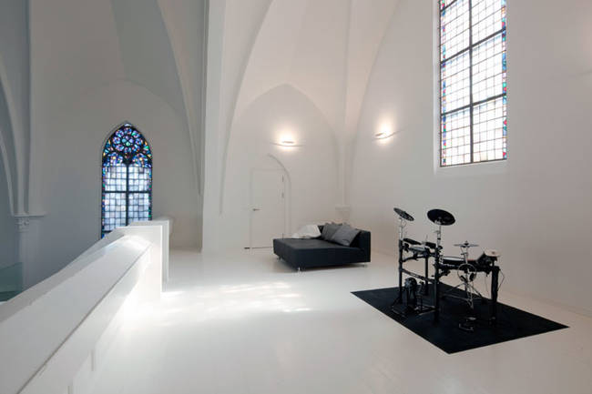 What Looks Like A Normal Church In The Netherlands Has