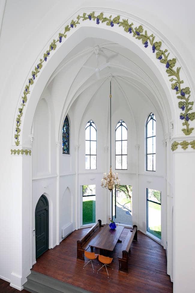 church-conversion-dining
