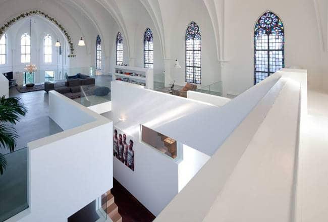 church-conversion-windows