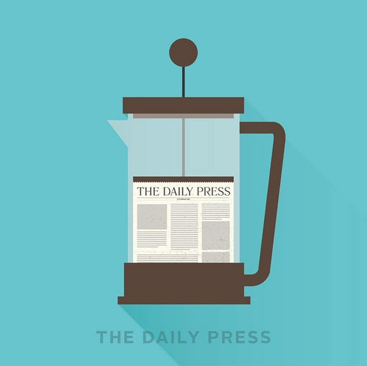 daily press