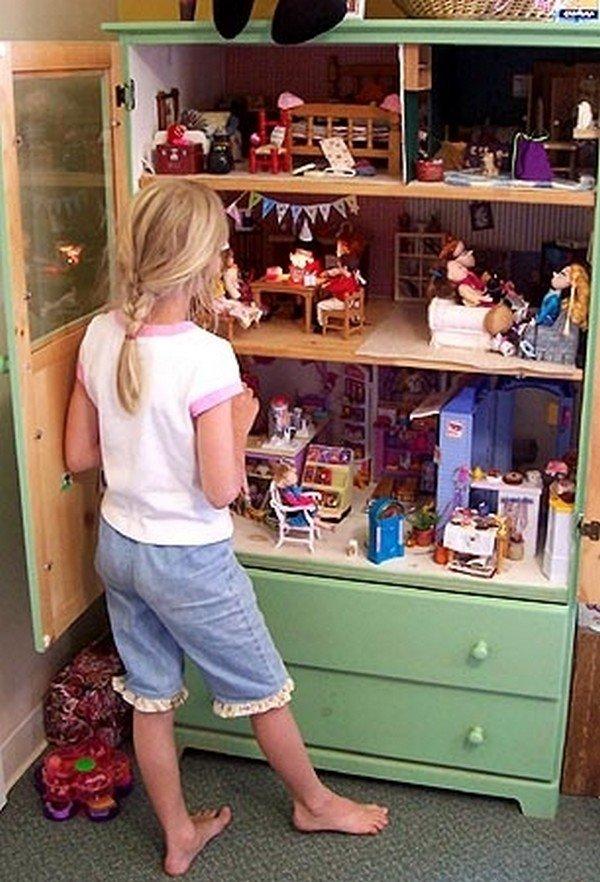 dollhouse girl