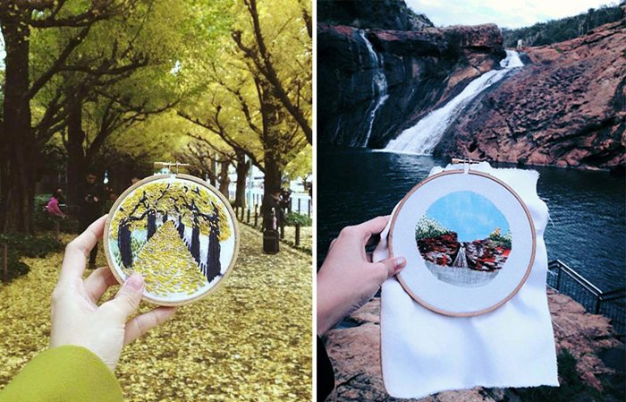 embroidered-travel-scenes-teresa-lim-tokyo-perth