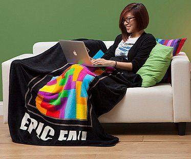 epic fail tetris blanket geek