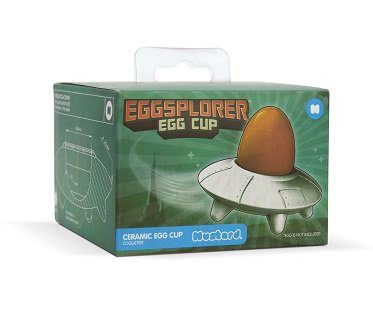 flying saucer egg cup box