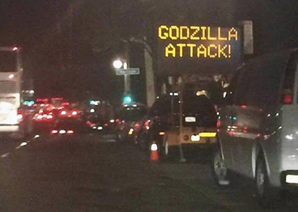 godzilla attack