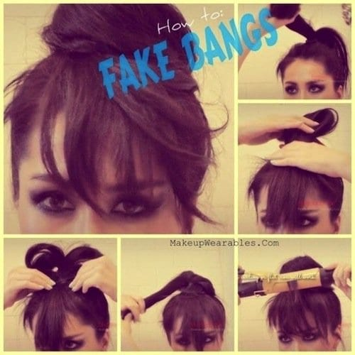 hair-fakebangs
