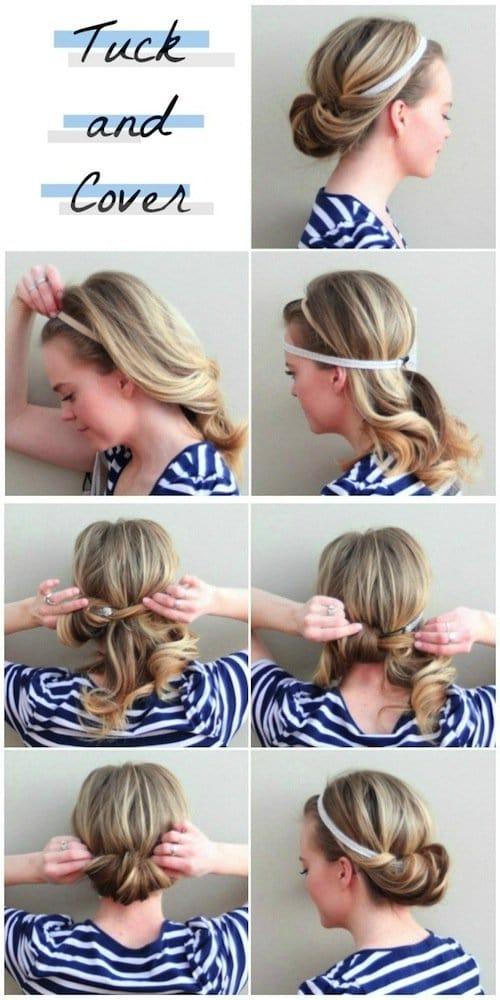 hair-tuck