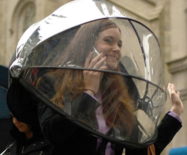 hands-free-umbrella-dome