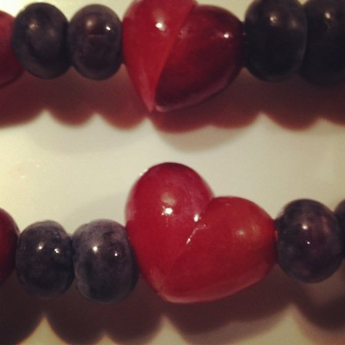 heart-grape