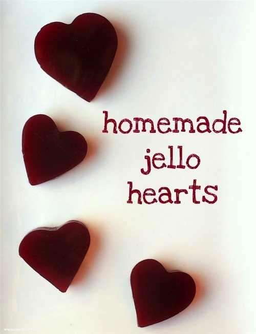 heart-jello