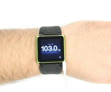 iPod Nano Watch Strap