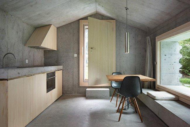 Inside Cabin Kitchens