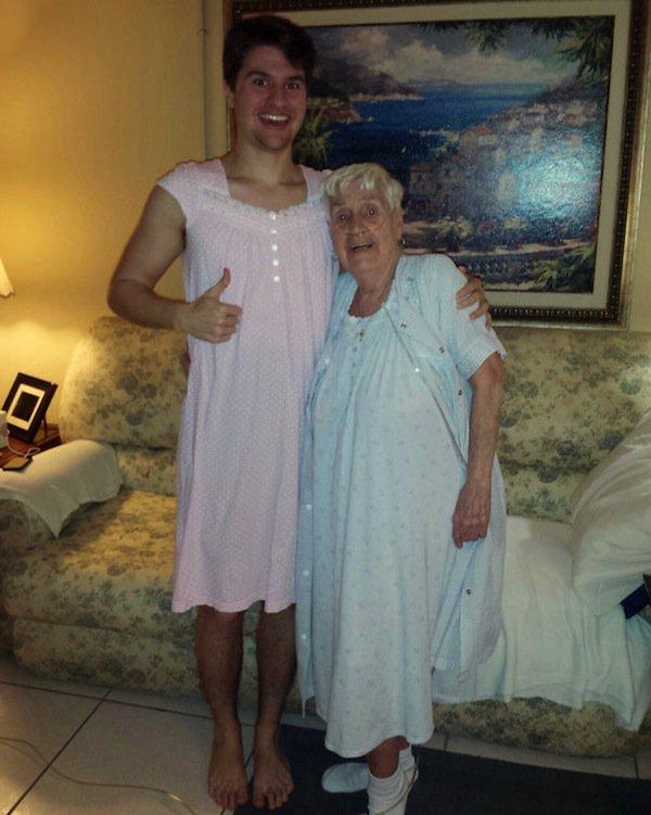 kind-granny