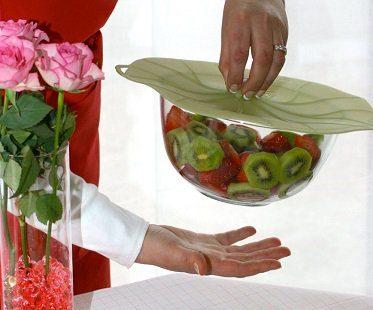 lily pad lid food