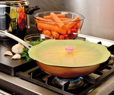 lily pad lid pan