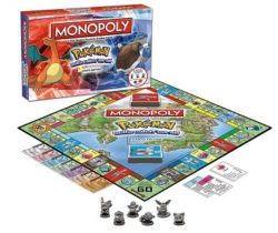monopoly pokemon edition