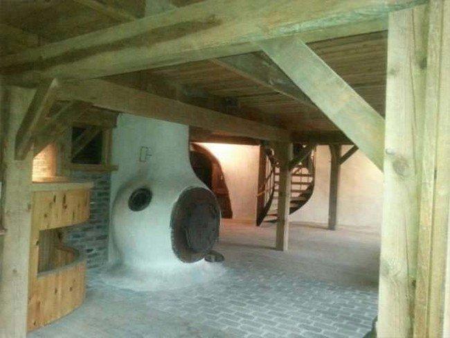 mushroom-house-heating