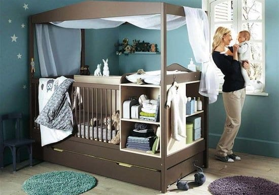 Ordinaire ... All In One Nursery. Nursery Allinone