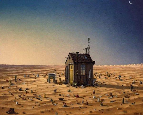 painting-desert