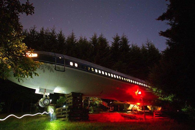 plane-night