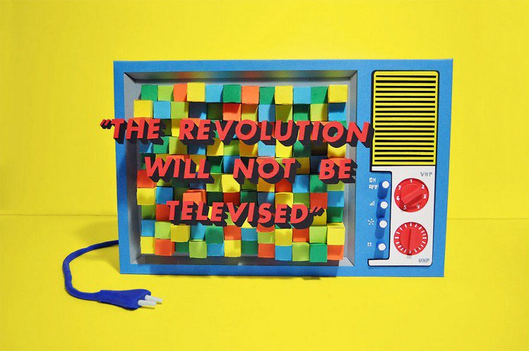 revolution not televised